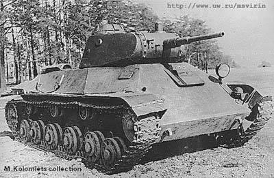 Военно-исторический сайт :: Статьи :: Советские танки :: Танки ...